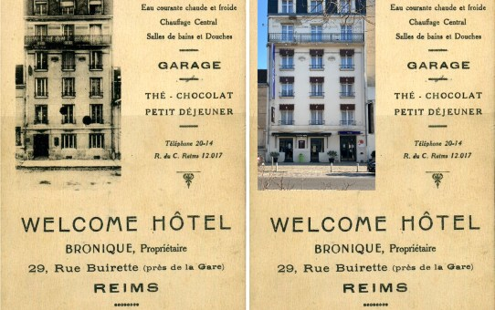 le Welcome Hôtel