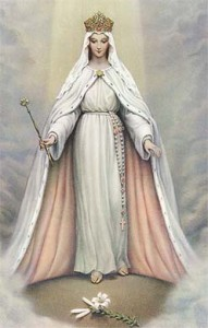 Santa María Virgen Reina
