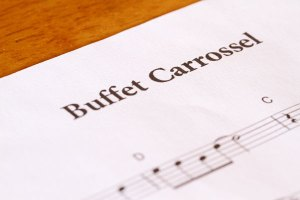 Buffet Carrossel