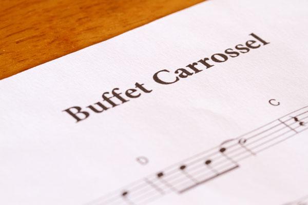 Buffet Carrossel