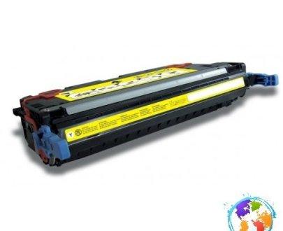 HP Q7582A 503A Yellow Umplere HP Color LaserJet 3800