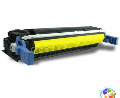 HP C9722A 641A Yellow Umplere HP Color Laserjet 4650
