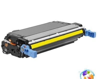 HP CB402A 642A Yellow Umplere HP Color LaserJet CP4005N