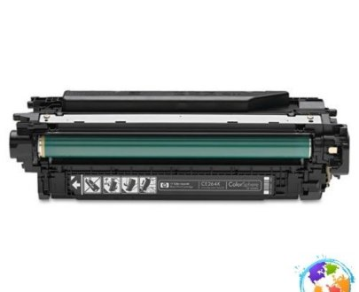 HP CE264X 646X Black Umplere HP Color LaserJet Enterprise CM4540fskm MFP