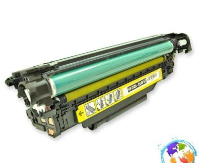 HP CE402A 507A Yellow Umplere HP Laserjet ENTERPRISE 500 MFP M575DN