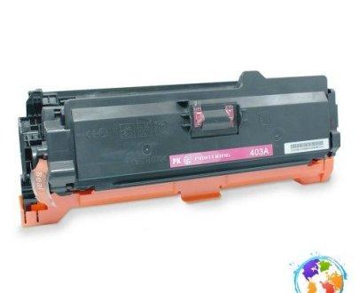HP CE403A 507A Magenta Umplere HP Laserjet ENTERPRISE 500 MFP M575F