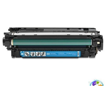HP CF031A 646A Cyan Umplere HP Color LaserJet Enterprise CM4540f MFP
