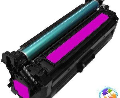 HP CF033A 646A Magenta Umplere HP Color LaserJet Enterprise CM4540f MFP