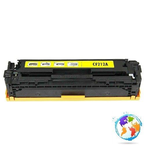 HP CF212A 131A Yellow Umplere HP LaserJet Pro 200 color MFP M276