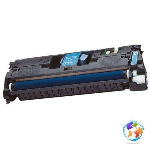 HP C9701A 121A Cyan Umplere HP Color Laserjet 2500