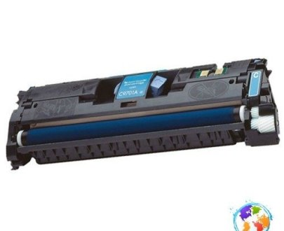 HP C9701A 121A Cyan Umplere HP Color Laserjet 2500