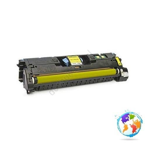 HP C9702A 121A Yellow Umplere HP Color Laserjet 1500