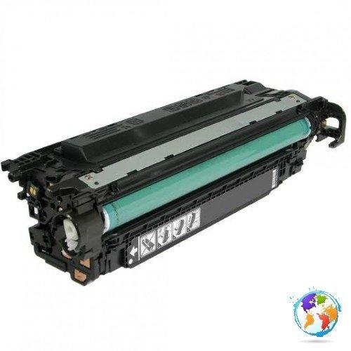 HP CE250A 504A Black Umplere HP Color LaserJet CP3525x