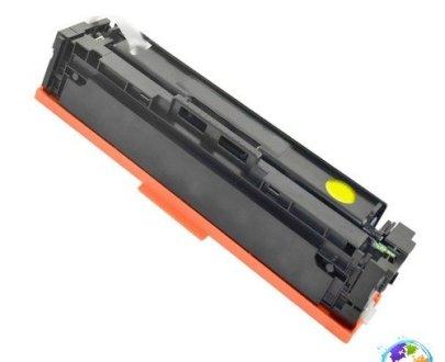 HP CF402A 201A Yellow Umplere HP Color LaserJet Pro MFP M277n