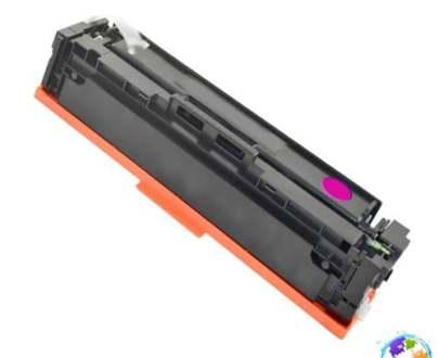 HP CF403A 201A Magenta Umplere HP Color LaserJet Pro M252n