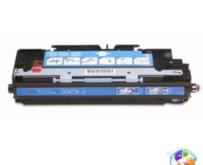 HP Q2671A 309A Cyan Umplere HP Color Laserjet 3550N