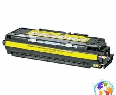 HP Q2672A 309A Yellow Umplere HP Color Laserjet 3500