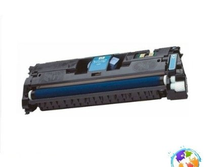 HP Q3971A 123A Cyan Umplere HP Color Laserjet 2820