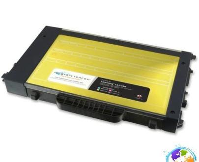 Samsung CLP 510D2Y Yellow Umplere Samsung CLP 511