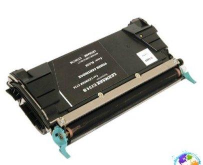 Lexmark C734A1KG Lexmark C734A2KG Black Umplere Lexmark X738DTE