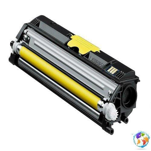 Konica Minolta A0V305H Yellow Umplere Konica Minolta Magicolor 1650END