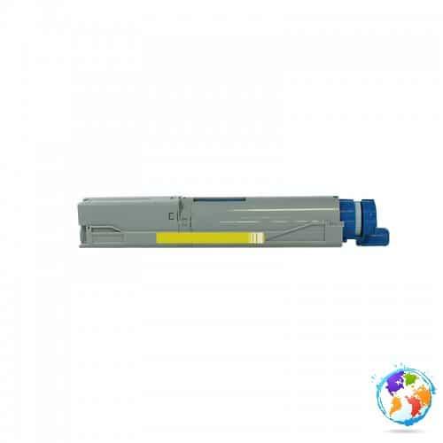 Oki 43459369 Yellow Umplere Oki C3530 MFP