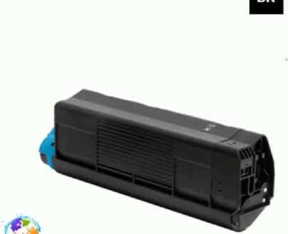 Oki 42127408 Black Umplere OKI C5400N