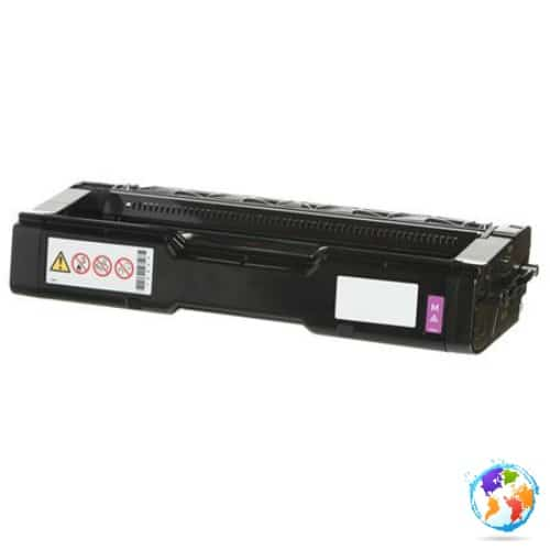 Ricoh 407545 Magenta Umplere Ricoh SP C250DN