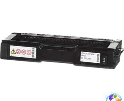 Ricoh 407716 Black Umplere Ricoh Aficio SP C252SF