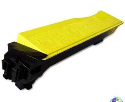 Kyocera TK 550Y Yellow Umplere Kyocera Mita FS C5200DN