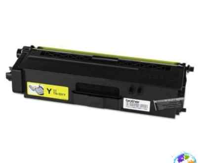 Brother TN 331Y Umplere Brother MFC L8600CDW