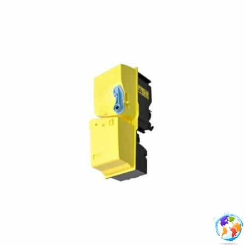 Kyocera TK 825Y Yellow Umplere Kyocera Mita KM C2520E