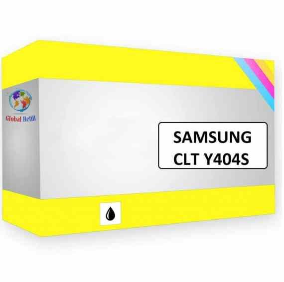 Samsung CLT Y404S Yellow Compatibil Samsung Xpress SL C432