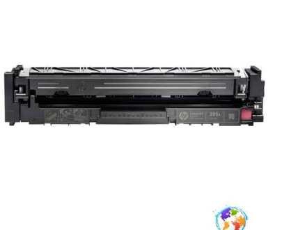 HP CF533A 205A Magenta Umplere HP Laserjet pro MFP M180N