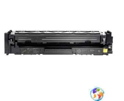 HP CF542X 203X Yellow Umplere HP LaserJet Pro M281FDW