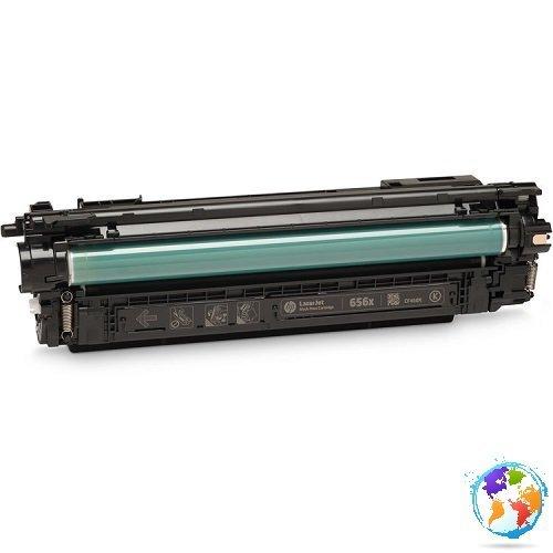 hp CF460X 656X Black Umplere HP Color Laserjet ENTERPRISE M653DH