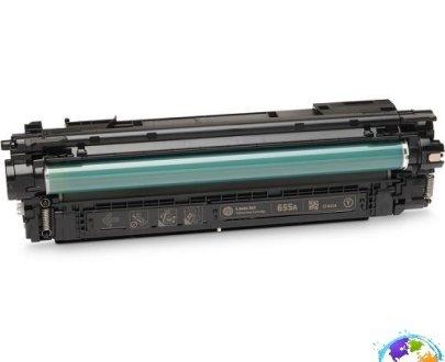 hp CF453A 655A Magenta Umplere HP Color Laserjet ENTERPRISE M653X