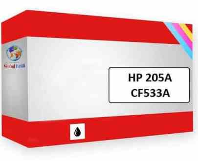 Cartus Compatibil HP CF533A Magenta Umplere HP Laserjet pro MFP M181FW