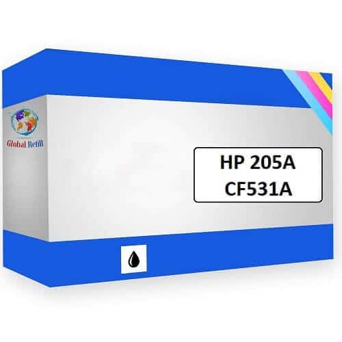 Cartus Toner Compatibil HP CF531A Cyan HP Laserjet pro MFP M181FW