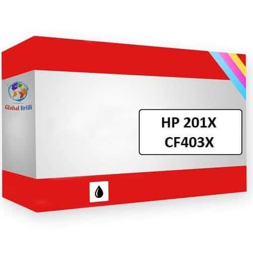 HP CF403X 201X Magenta HP Color LaserJet Pro M252dw