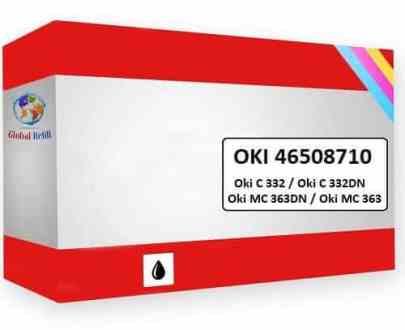 Oki 46508710 Magenta - Oki MC 363DN