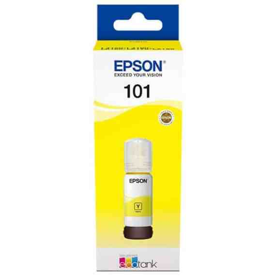 CERNEALA ORIGINALA EPSON 101 YELLOW - Epson EcoTank ITSL4150