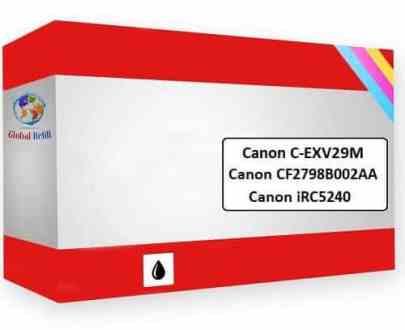 Cartus Compatibil Canon C-EXV29M Magenta Canon iRC5255