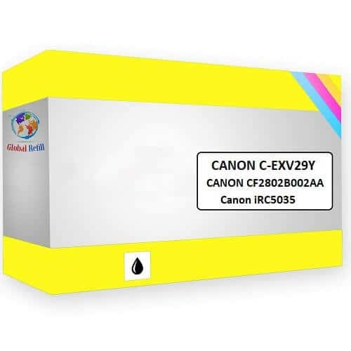 Cartus Compatibil Canon C-EXV29Y Yellow Canon iR ADVANCE C5240i