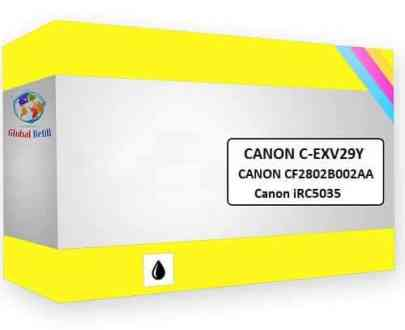 Cartus Compatibil Canon C-EXV29Y Yellow Canon iR ADVANCE C5240i