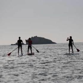 Paddle en Bretagne