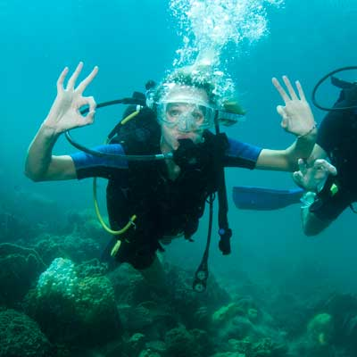 scuba diving saint-malo