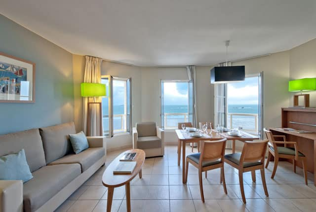 Location appartement de vacances st malo appart hotel for Appart hotel bretagne sud