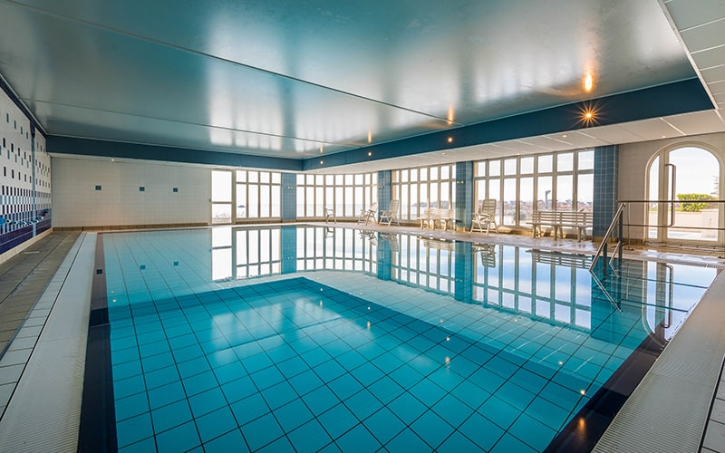 La piscine de la Residence