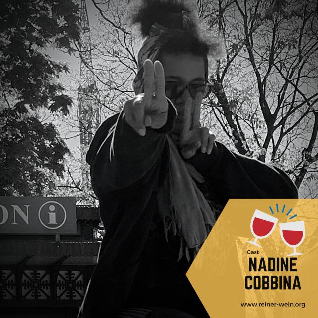 Nadine Cobbina (Coview); Gast bei Reiner Wein
